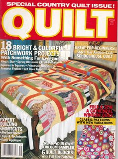 Image for QUILT (Vol. 15, No. 1) Spring 1993