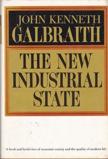 Image for The New Industrial State