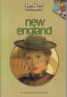 Image for New England (Insight Guides)