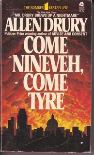 Image for Come Nineveh, Come Tyre