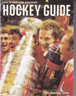 Image for Pro and Amateur Hockey Guide 1978-79