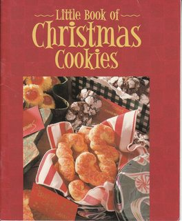 Image for Little Book of Christmas Cookies