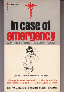 Image for In Case of Emergency: What to do Until Doctor Arrives