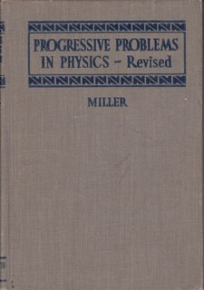 Image for Progressive Problems in Physics; Completely Revised, Fifth Edition
