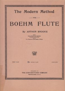 Image for The Modern Method for Boehm Flute [Part 2 of 2]