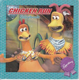 Image for Chicken Run Storybook