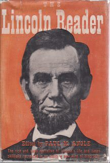 Image for The Lincoln Reader...Live and Times