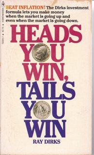 Image for Heads, you win, tails, you win: The Dirks investment formula