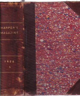 Image for Harper's New Monthly Magazine Volume LXXVII June to November, 1888