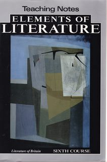 Image for ELEMENTS OF LITERATURE, Sixth Course, Literature of Britain, TEACHING NOTES