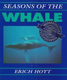 Image for Seasons of the whale: Riding the currents of the North Atlantic