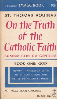 Image for On the Truth of the Catholic Faith, Book One: God