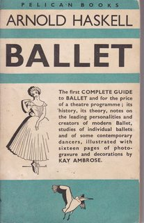 Image for BALLET. ILLUSTRATED BY KAY AMBROSE.