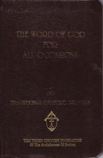 Image for The Word of God for All Occasions and Traditional Catholic Prayers
