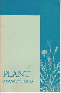 Image for Plant Adventurers (Museum Storybook)