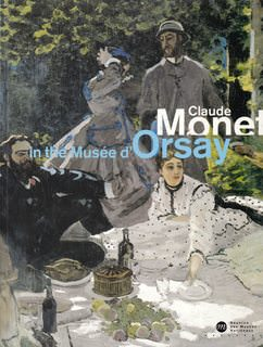 Image for Claude Monet in the Musee d'Orsay