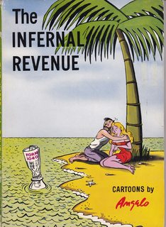 Image for The Infernal Revenue: Cartoons
