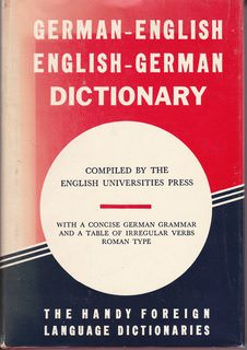 Image for Handy German-English English-German Dictionary