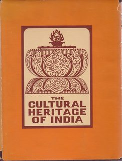 Image for Cultural Heritage of India: Religions v. 4