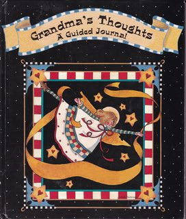 Image for Grandma's Thoughts Journal