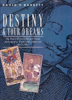 Image for Destiny and Your Dreams: The Future Revealed Through Dream Interpretation, Tarot