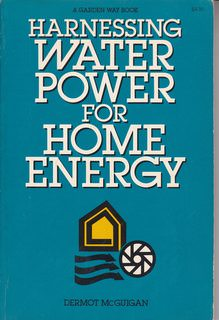 Image for Harnessing Water Power for Home Energy