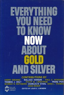 Image for Everything You Need to Know Now About Gold and Silver