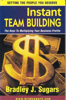 Image for Instant Team Building: The Keys to Multiplying Your Business Profits: Getting the People You Deserve