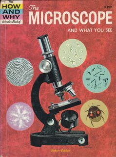 Image for The Microscope and What You See (The How and Why Wonder Book of, # 4016)