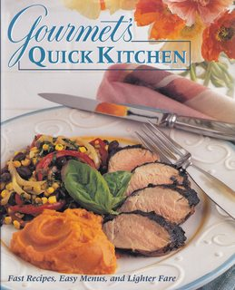 Image for Gourmet's Quick Kitchen