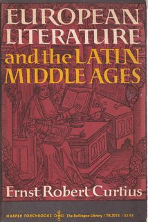 Image for European Literature and the Latin Middle Ages