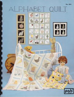 Image for Alphabet quilt