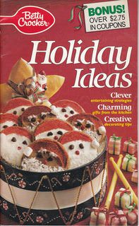 Image for Betty Crocker Holiday Ideas