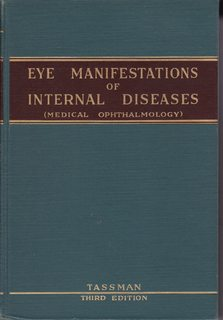 Image for The Eye Manifestations of Internal Diseases: Medical Ophthalmology