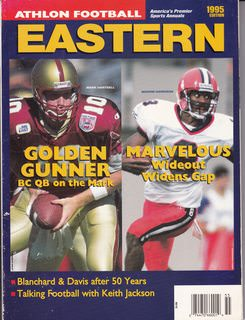 Image for Athlon Football Eastern 1995 Edition (Vol. 20)