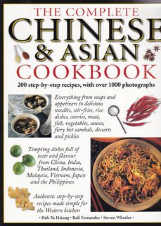 Image for Complete Chinese & Asian Cookbook