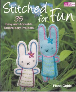 Image for Stitched for Fun: 35 Easy and Adorable Embroidery Projects