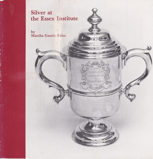Image for Silver at the Essex Institute (Essex Institute museum booklet series)