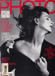 Image for Photo No. 339 (French Edition) Mai 1997: Juliette Binoche Cover