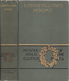 Image for The Complete Poetical Works of Henry Wadsworth Longfellow (Household Edition) with Illustrations
