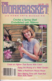 Image for Workbasket and Home Arts Magazine April 1984, No 6, Vol 49