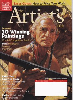 Image for The Artist's Magazine December 2005