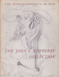 Image for The John S. Newberry Collection. Watercolors, drawings and sculpture. Selected from the John Stoughton Newberry bequest and gifts. Introduction by John S. Newberry, Jr.