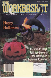 Image for The WORKBASKET and Home Arts Magazine (October 1988, Volume 54 Number 1)