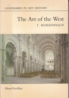 Image for Art of the West in the Middle Ages: Romanesque