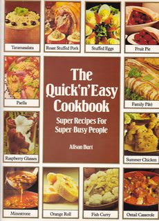 Image for The quick 'n' easy cookbook