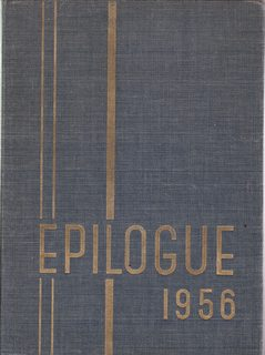 Image for Epilogue 1956 (Emmanuel College, Boston, Yearbook Vol. XXXIII)