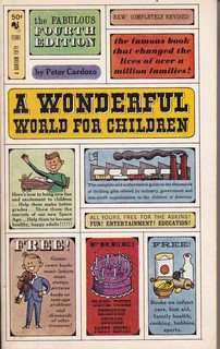 Image for A Wonderful World for Children