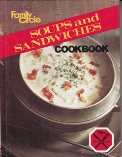 Image for Soups and Sandwiches Cookbook