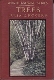 Image for TREES WORTH KNOWING LITTLE NATURE LIBRARY SERIES